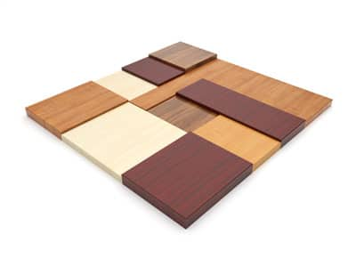 mismatched hardwood flooring