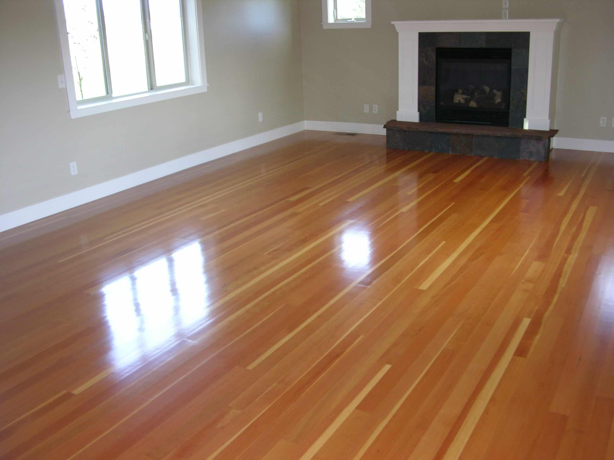 Custom Hardwood Flooring Installation And Refinishing